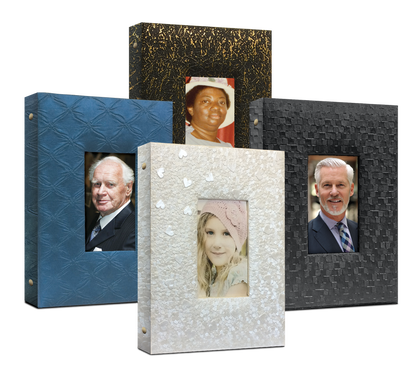 The New Luxury Memorial Books